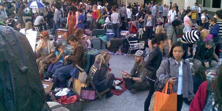 Suitcase Rummage is Brisbane's best bargain