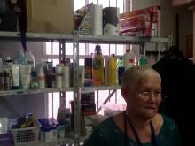 Bertha Clark has volunteered for 24 years.