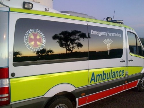 Qld Ambulance Service