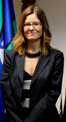 Australian Consul General, Heidi Bootle