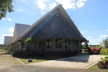 The much loved Vanuatu Cultural Centre. Picture by: Jane Mahoney