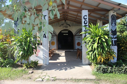 Tanna Coffee Shop is a popular tourist destination. Picture by: Jane Mahoney