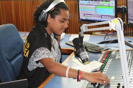 Ms Raven says content will be phased in gradually to ensure the station's long-term success. (Supplied: Tribe FM)