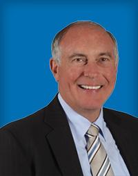 Deputy Prime Minister Warren Truss