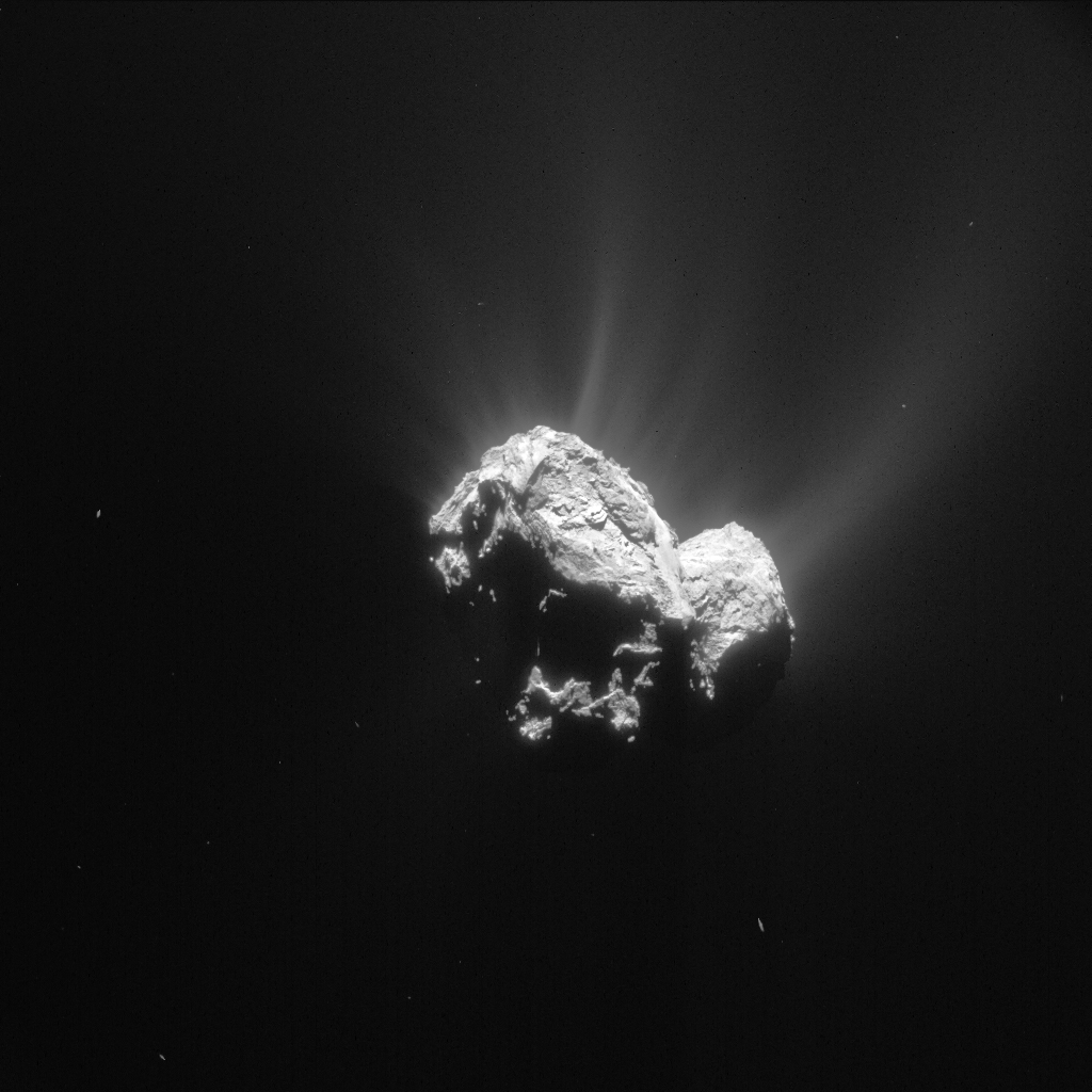 Shooting Stars: Comet-chaser Rosetta to feature at the inaugural World Science Festival Brisbane.