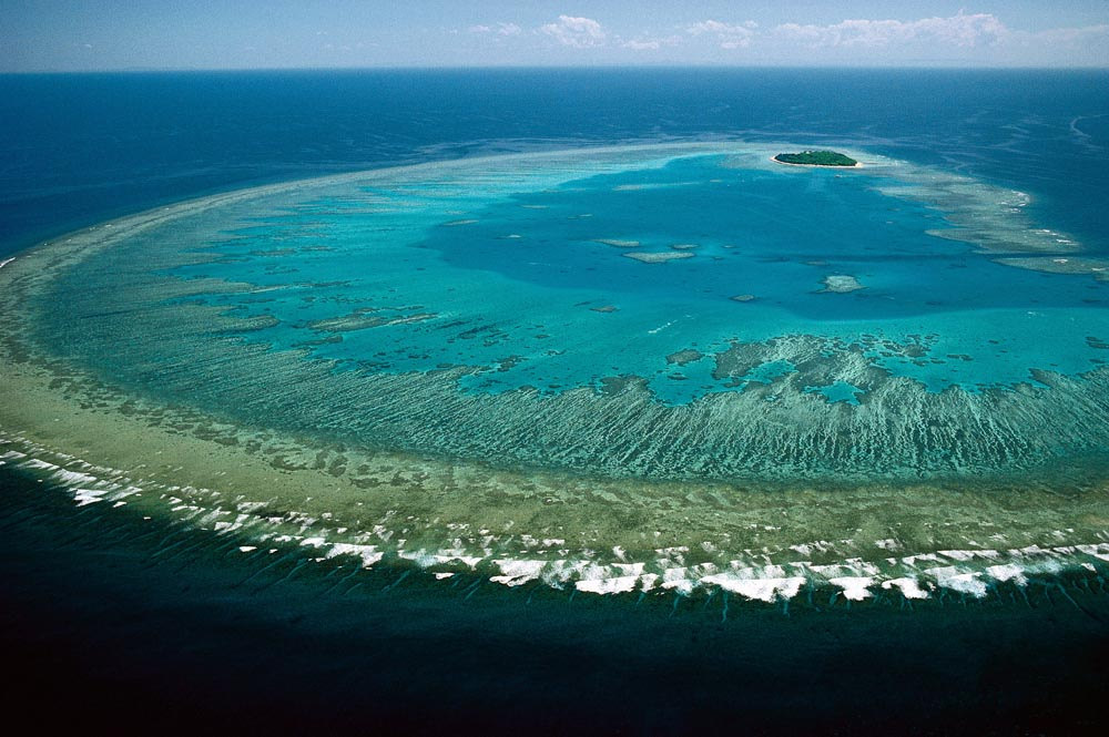 Coal threatens the Great Barrier Reef, Source: Flickr - Lock the Gate Alliance