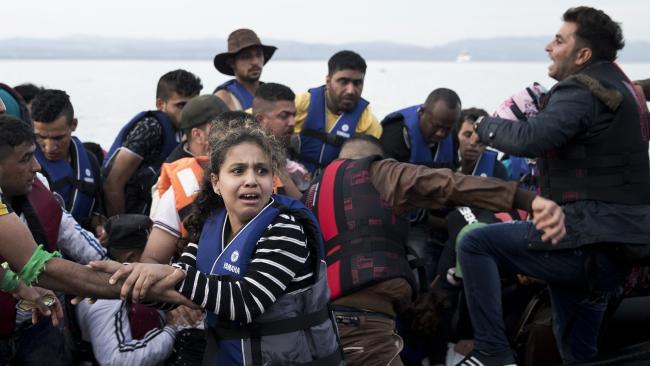 Australia will intake 12,000 syrian refugees