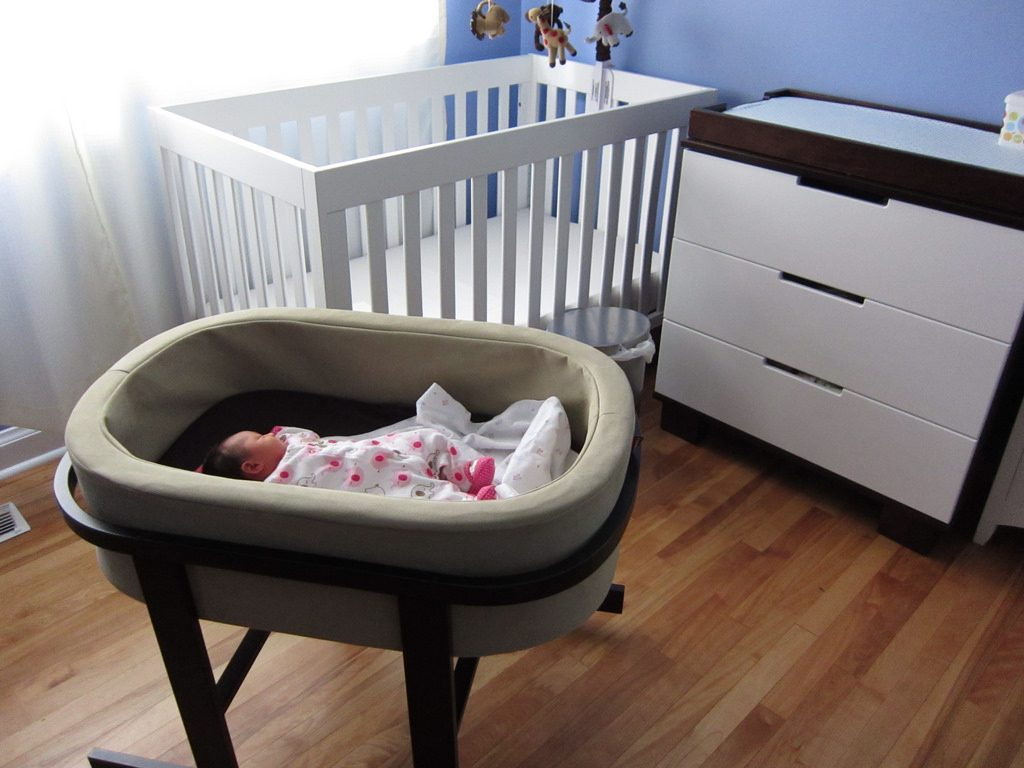 Product Safety Australia recommends cots should be void of toys and extra pillows to prevent suffocation. Source: Creative Commons