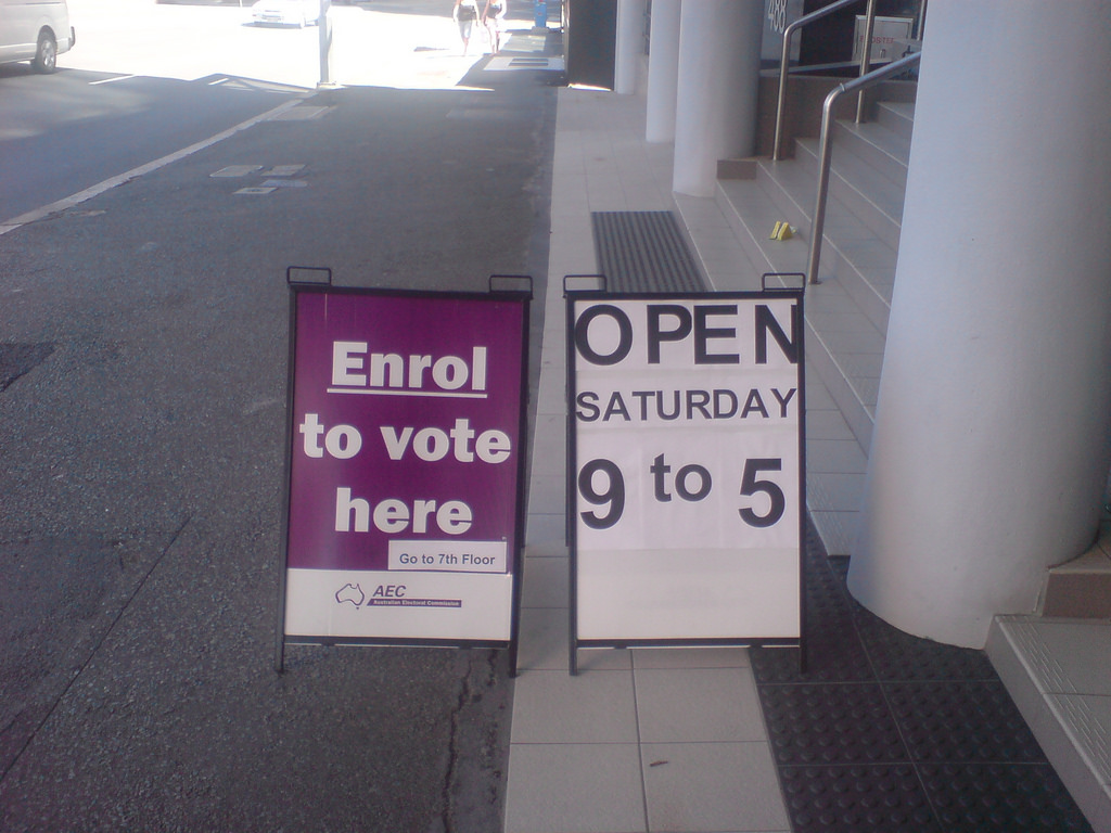 Electoral enrolment cut-off looms for young voters