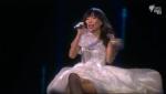 Australia's Dami Im at Eurovision