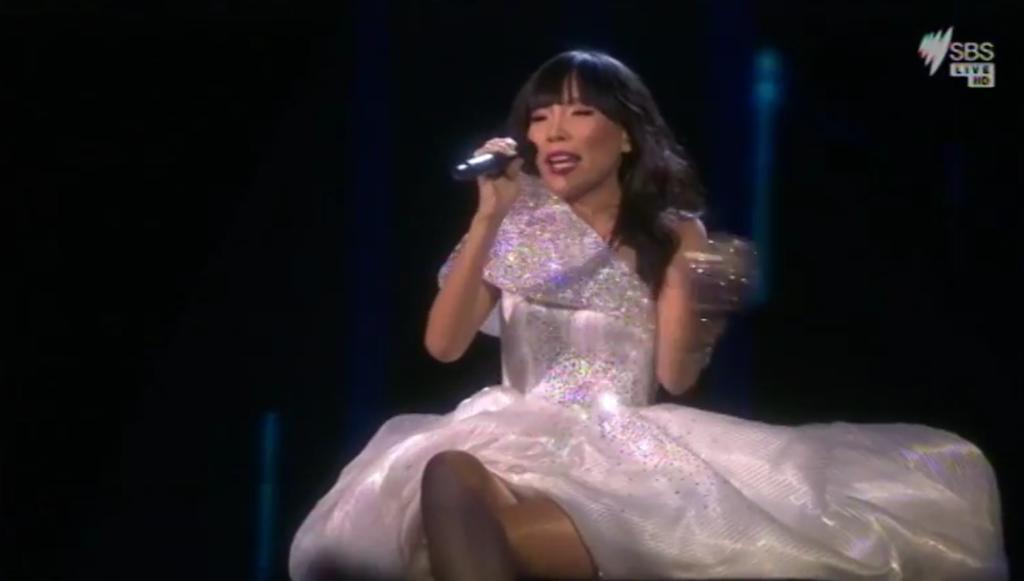Dami Im a favourite for Eurovision win