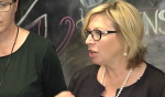 Rosie Batty is campaigning for changes to help combat domestic violence.