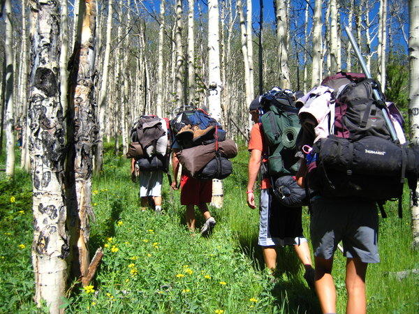 Backpackers may no longer face hefty tax. Source: Creative Commons