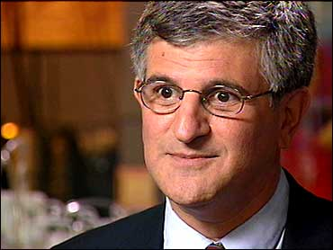 Doctor Paul Offit speaks on the dangers of vitamin supplements. Source: CBS News
