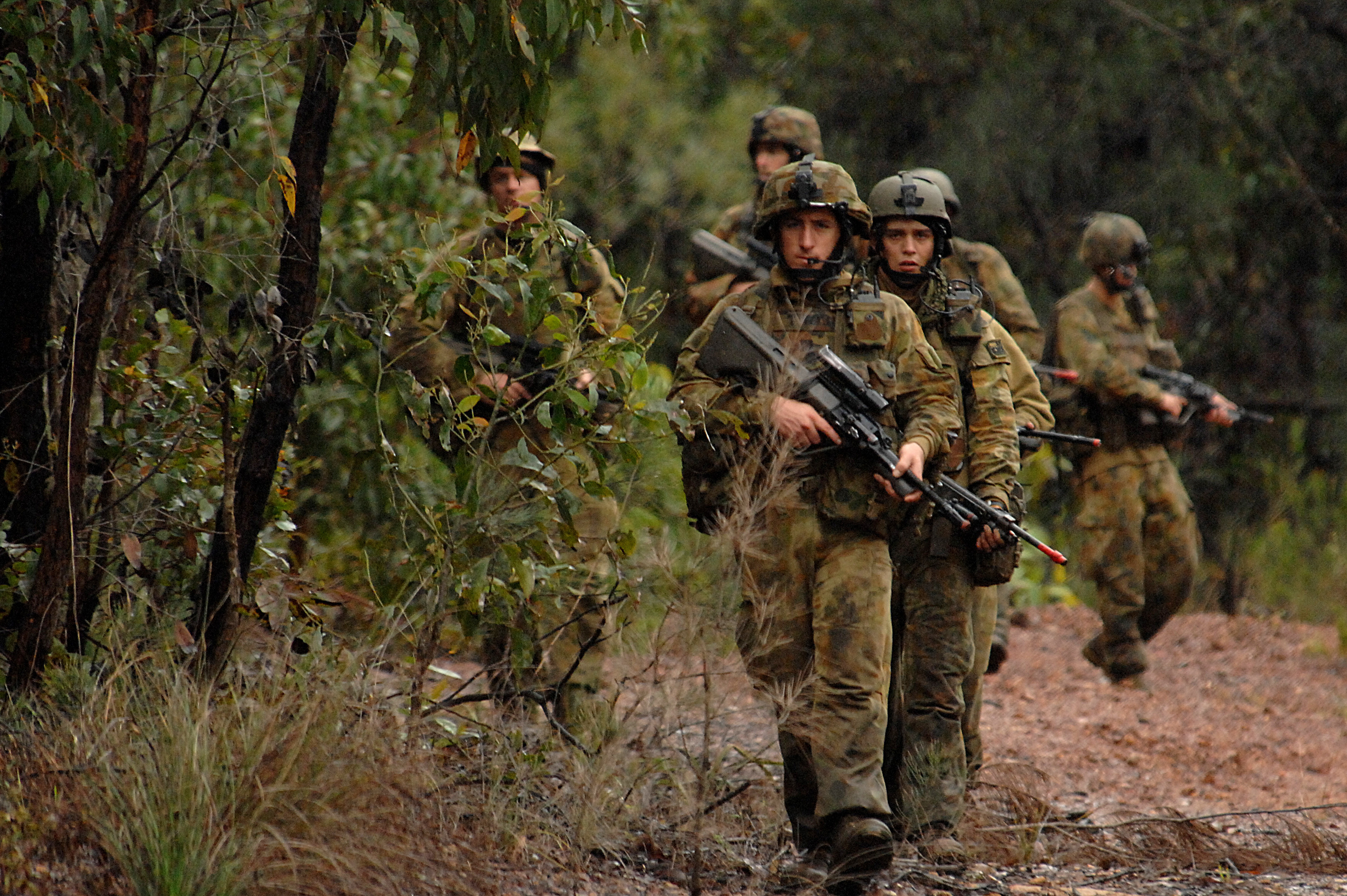 Budget set to boost funds for Australian veterans' mental health