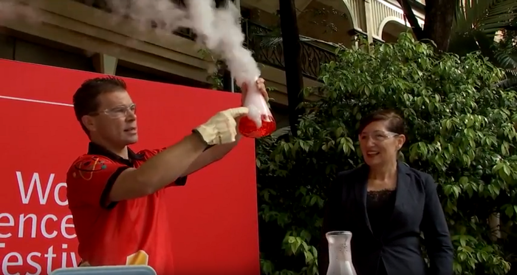 Brisbane launches its third World Science Festival