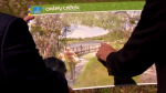 The Oxley Creek proposed redevelopment.