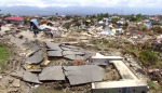 Tsunami aid