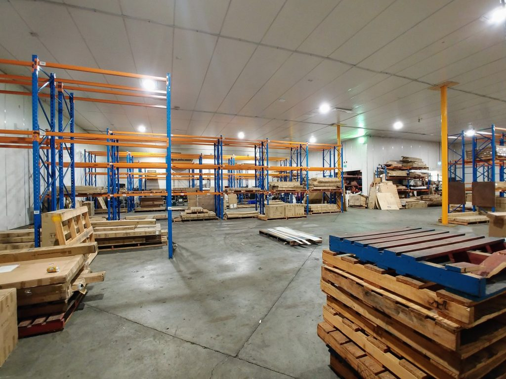 One of Brisbane's in demand Warehouse logistic sites.