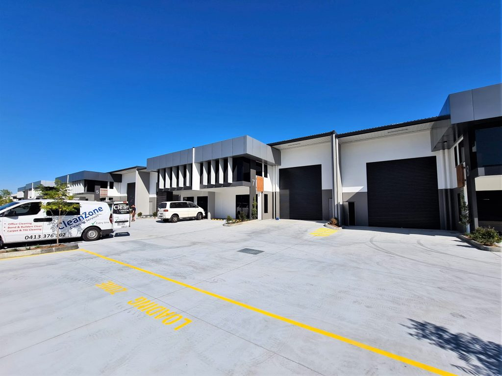 One of Brisbane's sought after industrial real estate sites