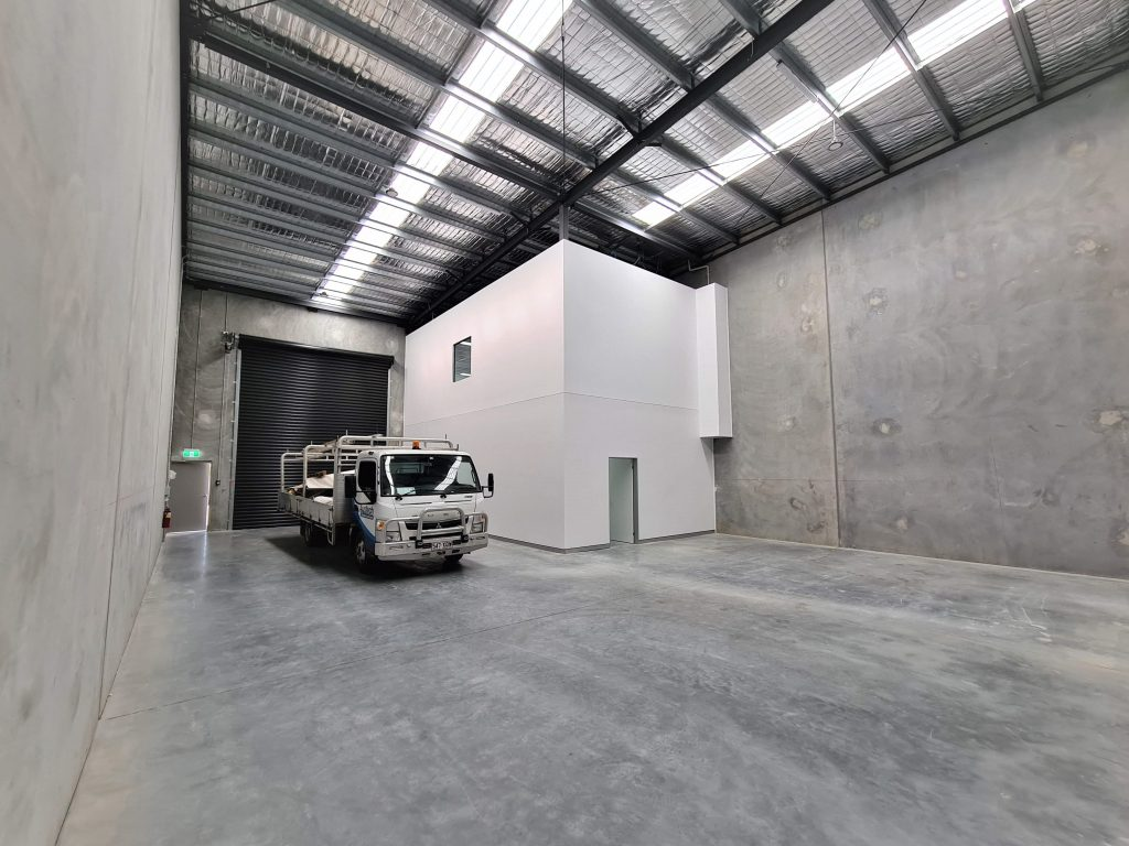 Industrial property available in the Brisbane Market